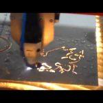 1325 баспайтын болаттан жасалған портативті плазмалық cnc кескіш машина
