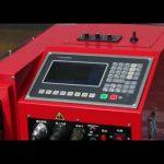 1800 мм портативті ауыр рельсті cnc плазмалық жалын газын кесетін машина