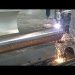 CNC 3 осі плазмалық жалын құбыры айналмалы түтік болат кесетін машина