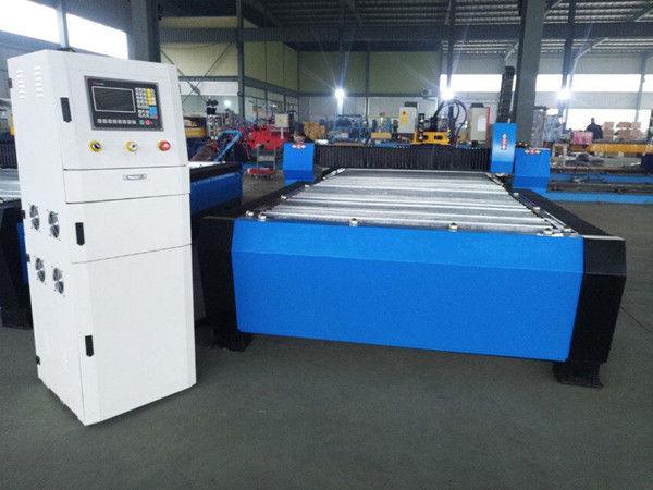 Қытайлық Cnc плазмалық кескіш машина гипер 125а қалың металдан жасалған параққа арналған 65а 85а 200а қосымша
