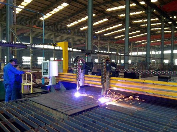 Қытайдың CNC плазмалық кескіш станок өндірушісі