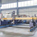 Ақылды Gantry типті cnc металл пластиналарын кесетін машина автоматты плазмалық және жалын кескіш машина