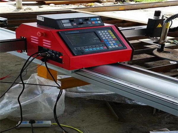 NHC-1525 CNC Портативті сандық кесу машинеметалды плазмалық кесу машинасы