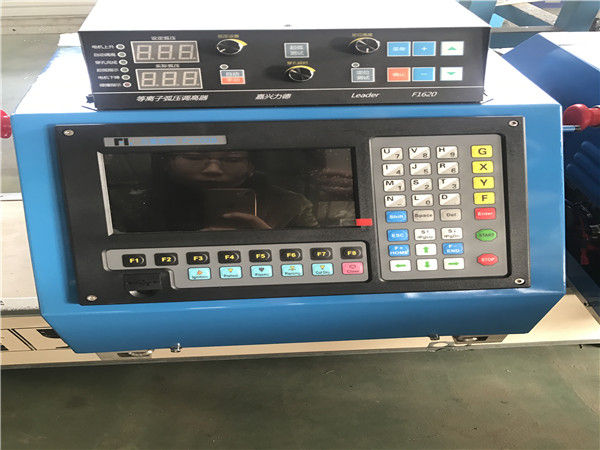 Портативті CNC жалын плазмалық кескіш, жалынды плазмалық газ кесетін машина