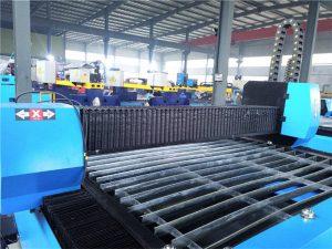 Практикалық және үнемділігі жоғары дәлдігі / өнімділігі металл өңдеу машинасы / зн1530 портативті cnc плазмалық кесу машинасы