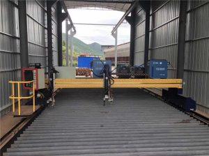 болат табақ 1500x3000mm cnc плазмалық табақты металл кесетін машина