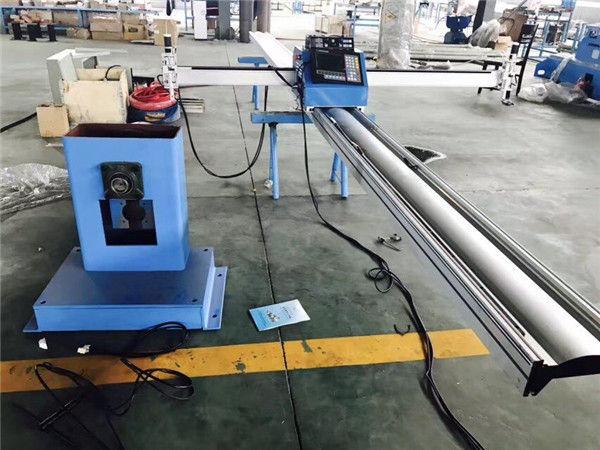 XG-300J CNC құбырларды профильдеу және пластиналарды кесу машинасы 3 ось