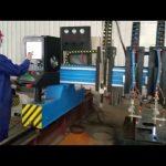 ауыр гантри cnc плазмалық кесу станоктары металл өндірісі автоматтандырылған