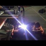 төмен құны портативті CNC газ плазмалық кесу машинасы