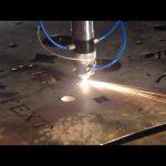 қытай саудасының сенімділігінде тот баспайтын болаттан жасалған темірге арналған арзан бағамен портативті кескіш cnc плазмалық кескіш машина