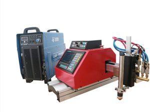 портативті cnc плазмасы, газ, жалын, THC бар металл кесетін машина