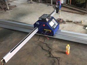 кішкентай cnc плазмалық кескіш машина 1530 портативті CNC металл плазмасы / жалын парағы металл кесетін машина / кескіш